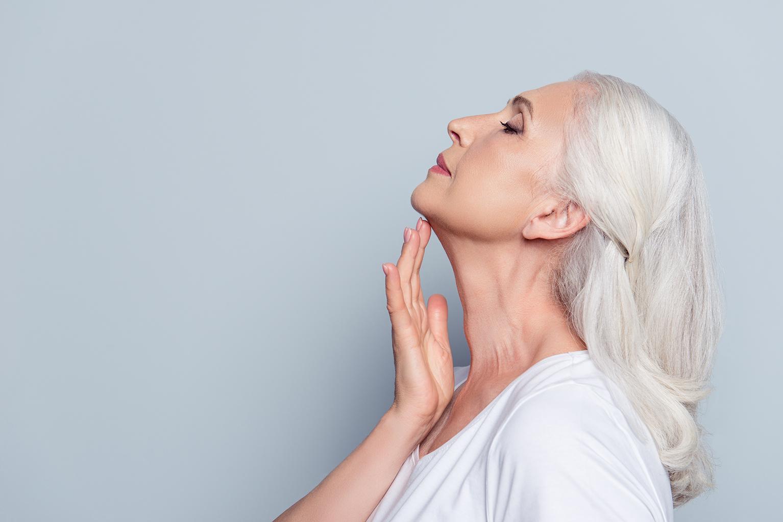 A pele e a menopausa